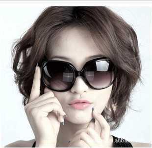 2014 real new arrival adult super fashion sun glasses big box toad sunglasses leopard print color female women brand designer