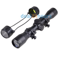 New Tactical 4 x 32 Air Rifle Optics Sniper Scope Reviews Sight Hunting Scopes Free Shipping