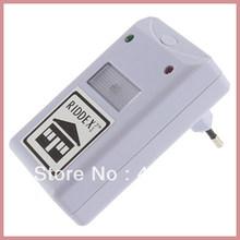 alta quality1pcs repelente de plagas de roedores casa electromagnéticas ultrasónico riddex electrónicos para lustrating ratón insectos mosquito(China (Mainland))