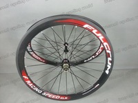 clincher/Tubular  2012 50mm 700C carbon fiber Fulcrum Wheelset with NOVATEC 291 hubs