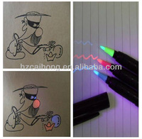 Hot selling UV Marker  CH-6004-  permanent invisible pen;