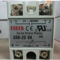 Free shipping 25VA Regulator SSR.Input control mode: 250KOhm/110VAC 500KOhm/220VAC 1MOhm/380VAC Output Voltage:0-380VAC SSR-25VA