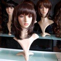 femmes blonds perruques de cheveux humains fait wigs