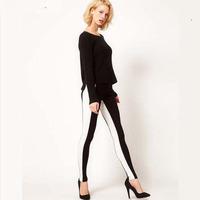 2012 European Style Denim Light Color Water Wash Boot Cut Jeans, Ladies' Cool Autumn Slim pants, A642