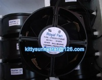 Royal Fan 17255 UT655D-TP(B56) 200V For Fanuc Cooling Fan FANUC ROBOTICS SPINDLE MOTOR COVER