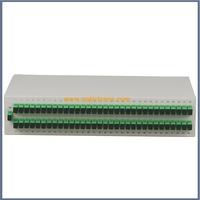 PLC Rack Mount Passive Optical Splitter OP-PLC-R-1x64