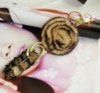 Car keychain key ring gift male