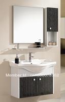 luxury and modern stainless steel bathroom cabinet vanity cabinet