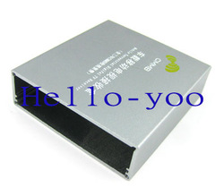 Aluminum project box car mobile dvb t digital tv receiver 64.3x58x18mm (L*W*H) free shipping(China (Mainland))