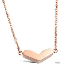 OPK JEWELLERY Fashion accessories jewelry love 2012 14k women's necklace gx452