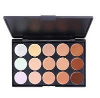 Free shipping 15 Colors Makeup Palette Version Concealer Set