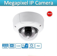 dahua DH-IPC-HDBW3300 3 Megapixel Full HD Vandal-Proof IR IP Dome Camera 3.3~12mm varifocal lens Linovision IPC-VEC754PF-EIR