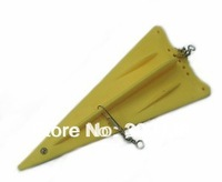 Free Shipping!1pcs Fishing airplane, diving board, trap was trolling dedicated fishing tackle
