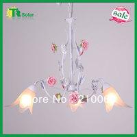 Free Shiping E14*3 Lighting Modern Wrought Iron Lighting pendant lamp for living room, dinner room,  bedroom& study room