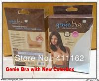 Genie Bra with removal pads 300pcs/lot=100 boxes(3pcs/box) DHL or FEDEX FreeShipping