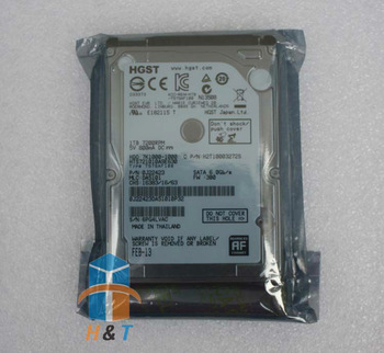 Hard disk 1TB  2.5  NEW SATAIII  HGST 7K1000 7200rpm 32M cache Hard  Drive FOR LAPTOP