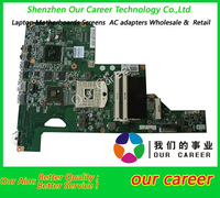 For HP CQ62 G62 G72 615848-001 laptop motherboard,system board