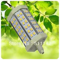 SMD5050 8W R7S LED high power high lumen 560~640lm Warm White/Nature White/Cold White AC 85~265V 50pcs/lot cheap price