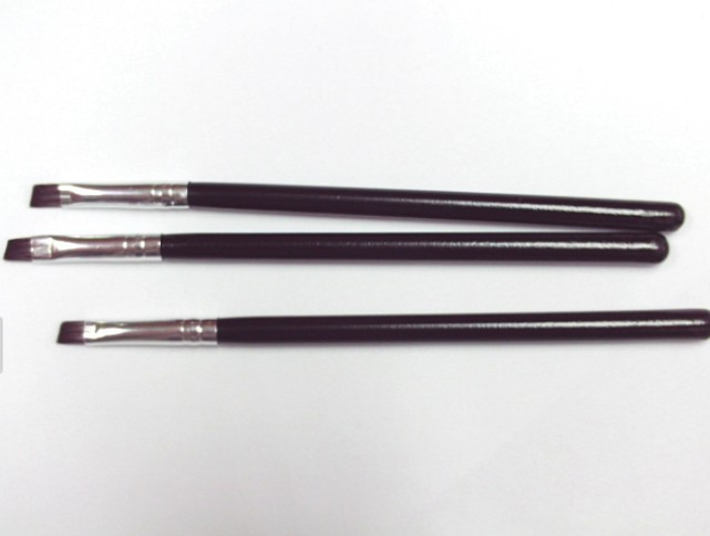 Free shipping Packing list , eyebrow brush lip brush eyebrow brush lip brush makeup(China (Mainland))