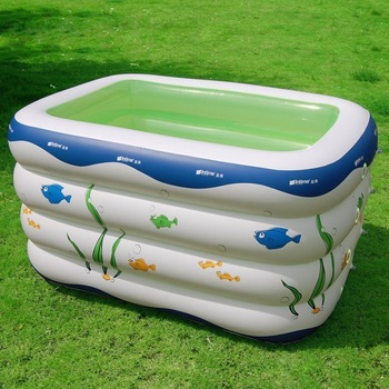 Ultralarge wintop rectangle thickening baby swimming pool child swimming pool baby swimming pool