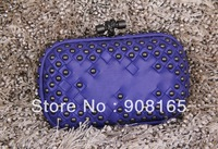 2013 new arrival genuine leather bags for women branded,women bag rivet,leather bag,free shipping