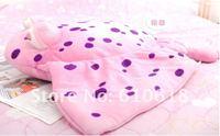 Free Shipping New Pink Skate Fish Simulation Plush Toy Stuffed Animal Cushion Pillow Pendant Kids Child Gift