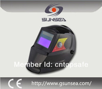 Free shipping protective Welding mask hood, welding helmet LCD filter