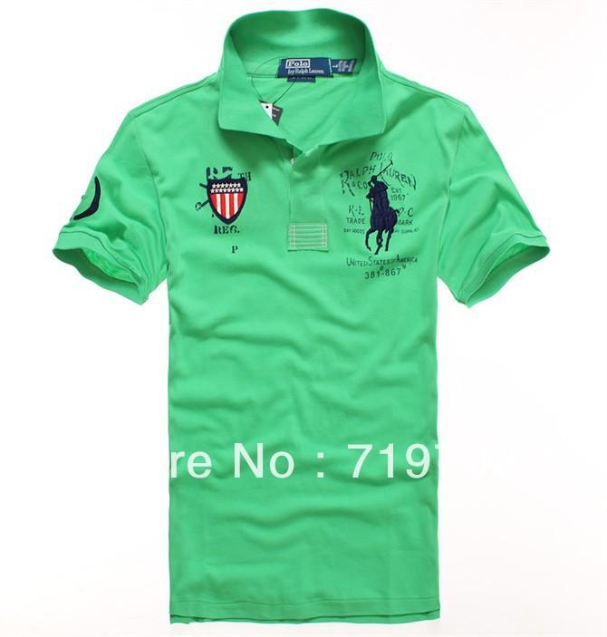 2013 New Fashion Summer Women Polo Shirts Short Sleeved ...