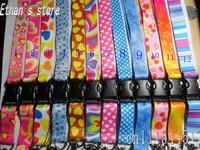Free Shipping New arrival Multi design  key lanyard  Boys&Girls ID neck strap Mix order