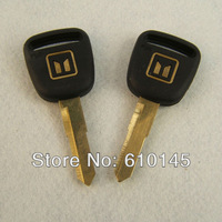 C910 brass mark single right groove ISUZU car key