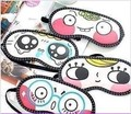 2215 Min. order is $15 (mix order) cartoon blindages sleeping eye mask black eye(China (Mainland))