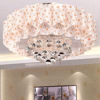 Modern crystal lamp fashion child rustic ceiling light high power led lighting
