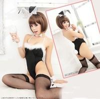 Plush rabbit lady multiple set kit ol work wear costumes
