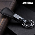 Car genuine leather keychain first layer of cowhide male mnn005 keychain