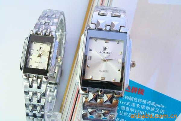 Manufacturers wristwatch Quality couple watchs, quartz steel watch, gift watch 1 hand watch wristwatch 116,333(China (Mainland))