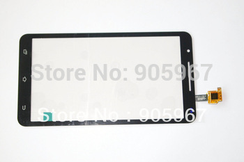 NEW original Capacitive Touch Screen Digitizer + 2 * Screen Protector Film For  Star  N9776 U89  cell phone black
