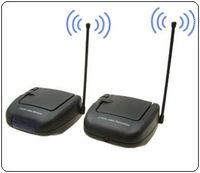 2.4Ghz Wireless AV Audio Video Sender IR Transmitter & Receiver
