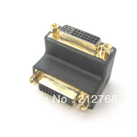 DVI 24+5 Female to DVI 24+5 Female VIDEO coupler Converter Adapter