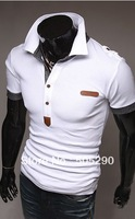 mens fashion t-shirt men 2013  men's T-shirts   short sleeve t-shirts  tops men's clothing free shipping casual