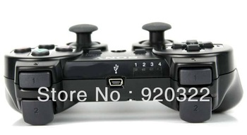 10Pcs/Lot Wireless Bluetooth Game Controller For PS3 PS III Joysticks Gamepads Controllers