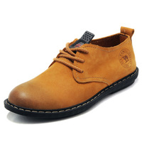 Hot-selling !! Men's Leather Shoes Casual Leather Commercial Genuine Leather Fashion Single Shoes Free Shipping 38-44