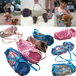 Pet supplies dog backpack portable dog bag dog externide bag teddy dog supplies Free Shipping(China (Mainland))