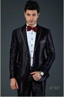Free shiping!!! 2013 fashion men's slim suits  wedding suits for men men's business suits two pieces S-4XL