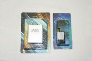 Boscam 2.4Ghz 500mW Wireless AV FPV TX&RX Set