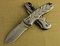 Buck folding knive outdoor sports survival tools hunting camping knife pocket knives free shipping