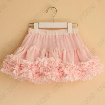2013 New arrival wholesale 6pcs/lot fashion spring summer chiffon girl