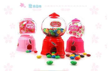 5pcs/lot Hot sale Adorable korea Children Candy machine saving pot Money box lovely Kids ATM Best kids gift/toy free delivery