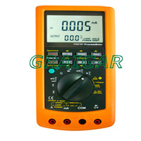 YHS-787 Similar to Fluke787 Accuracy 0.05% 1000V CATIII Multifuction Process calibration Calibrator Multimeter