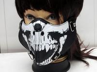 Personality masks goths popular masks punk masks lovers non-mainstream rivet accessories