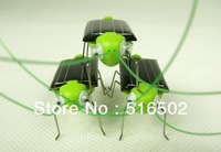 Free shipping(1pieces) New 100% Solar novelty toys, Solar locust wholesale and retail